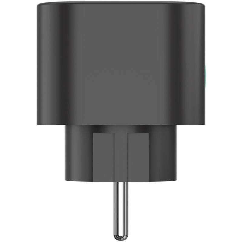 Интеллектуальная розетка Power Link (черная)